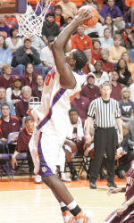 Tigers Topple Eagles, 82-48
