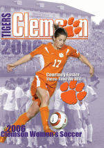 Clemson Women's Soccer Media Guide Available Online
