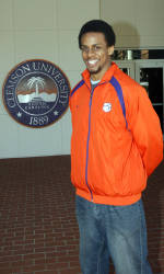The Orange & White Feature Article: Cliff Hammonds