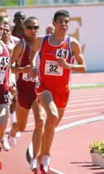 Matt Clark Qualifies for Regionals in 1500m at Georgia Tech