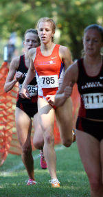 Women's Cross Country at ECU Pirate Invitational This Weekend