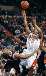 Tigers Open ACC Play Against Florida State Wednesday Night