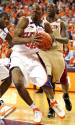 Clemson Men's Basketball to Play Host to Virginia Tech Sunday at 1:30 PM