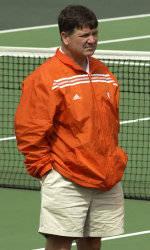 Clemson's Men's Tennis Coach Chuck Kriese is Honored