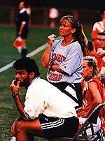 Clemson Women's Soccer Camps