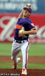 ClemsonTigers.com Exclusive: Gossett is Making His Pitches Count