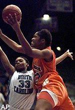Women's Basketball Shocks No. 15 North Carolina, 60-59