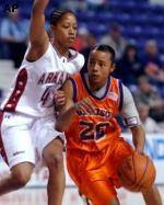 Lady Tigers Fall In NCAA Tournament to Arkansas, 78-68