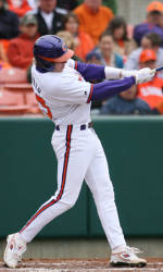 Tiger Baseball Team to Play Host to Florida State in Three-Game Series This Weekend