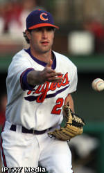 Clemson Baseball Team to Face Georgia Tech in Atlanta This Weekend