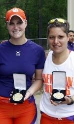 Five Clemson Women's Rowing Team Members Named to 2011 All-South Region Team