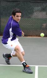 Clemson Men's Tennis Team to Play Navy and Dartmouth Saturday