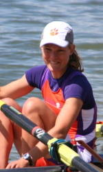 Allison Colberg Named to the NCAA Elite 88 for Women's Rowing