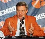 Tommy Bowden Discusses Upcoming Game Against South Carolina