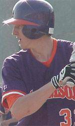 Johnson's Two Home Runs Lift Clemson to 12-1 Victory Over Cougars