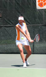 Van Adrichem Named to Inaugural All-ACC Academic Women's Tennis Team