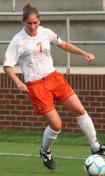 Lady Tiger Soccer Team to Face Duke in Final Regular Season Game Saturday at Riggs Field
