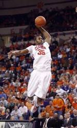 Clemson Men's Basketball Team to Face Texas A&M in Anaheim, CA Thursday Afternoon