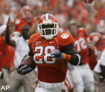Clemson Opens Season With Victory Over Middle Tennessee, 37-14