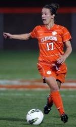 Clemson Women's Soccer Team to Play Host to Francis Marion on Senior Night Thursday