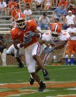 Orange & White Scrimmage Highlights Full Saturday of Clemson Athletics