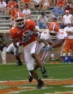 Orange & White Scrimmage Highlights Full Saturday of Clemson Athletics