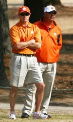Clemson Fourth in Latest Golf World Poll