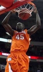 Clemson Men's Basketball Team to Face Georgia Tech on the Road Tuesday Night