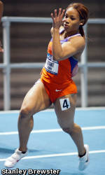 Clemson's Brianna Rollins, Dezerea Bryant Collect ACC Indoor Track & Field Honors