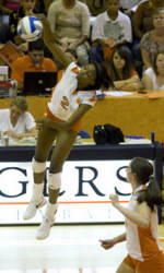 Clemson Volleyball Travels to Maryland, Boston College this Weekend