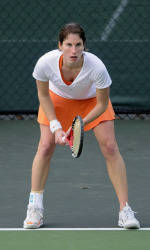 Tiger Women's Tennis Falls To North Carolina In ACC Quarterfinals, 4-2