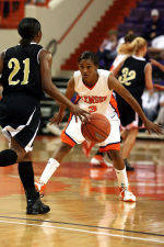 Lady Tigers Win Exhibition Game, 75-60, Over Anderson College On Tuesday Night