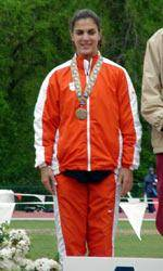 Three Lady Tigers To Compete At 2003 NCAA Outdoor Track & Field Championships