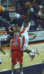 """Clemson Basketball Teams to Hold """"Tip-Off for Success"""" Monday"""