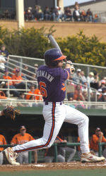 Tigers Tame College of Charleston 12-6 Tuesday