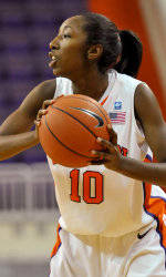 No. 23 Syracuse Downs Clemson in Bahamas Sunshine Shootout