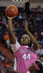 Lady Tigers Defeat Virginia, 84-74, in Pink Zone Game