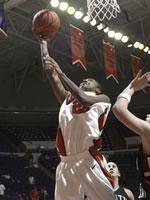 Clemson Opens ACC Slate With 58-55 Win Over Virginia
