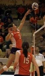 Clemson Volleyball Hosts Two Nationally Ranked Foes this Weekend