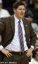 Clemson Men's Basketball 2011-12 Final Notes