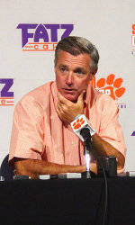 Tommy Bowden and Vic Koenning Press Conference Audio
