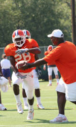 Clemson Football Holds First Day of Two-a-Days