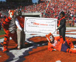 Miller Contributes $50,000 to West Zone Initiative