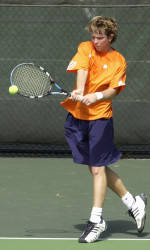 Clemson Downs N.C. State, 6-1, in Men's Tennis Saturday