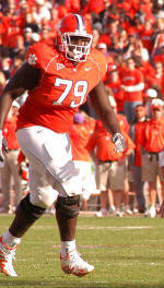 Barry Richardson Named ACC Offensive Lineman of the Week