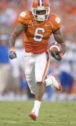 Clemson Football Game Program Feature: Jacoby Ford