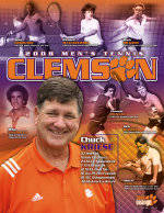 2008 Clemson Men's Tennis Media Guide