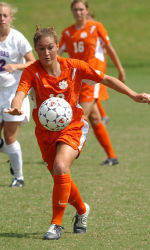Clemson Women's Soccer Players Honored at Annual Banquet