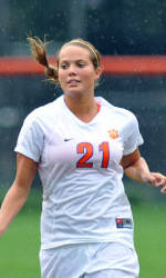 Tiger Women's Soccer Team to Play Host to #9 Florida State Thursday Evening