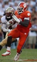 """Big-Play D.A."" Makes the Big Play for Clemson"